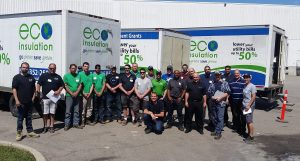 Eco Insulation - Team Photo