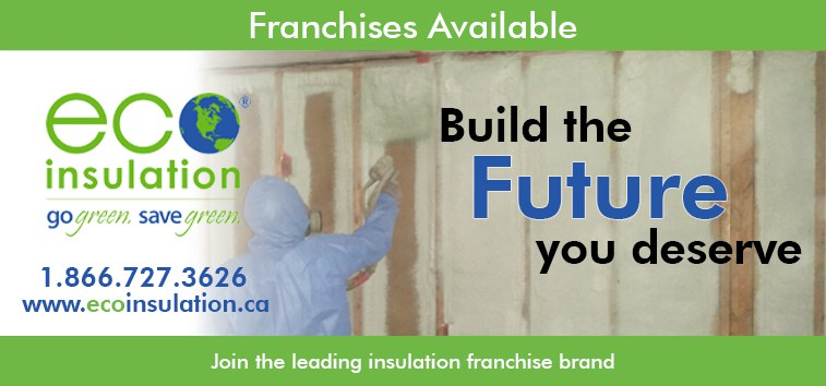 Eco Insulation - Build the future you deserve