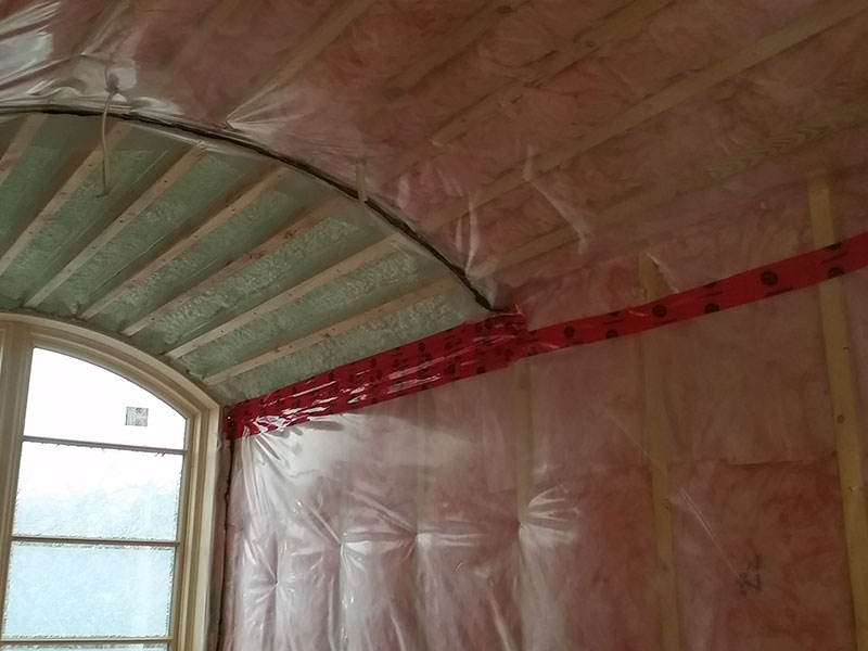 Eco Insulation - Batts Vapour Barrier