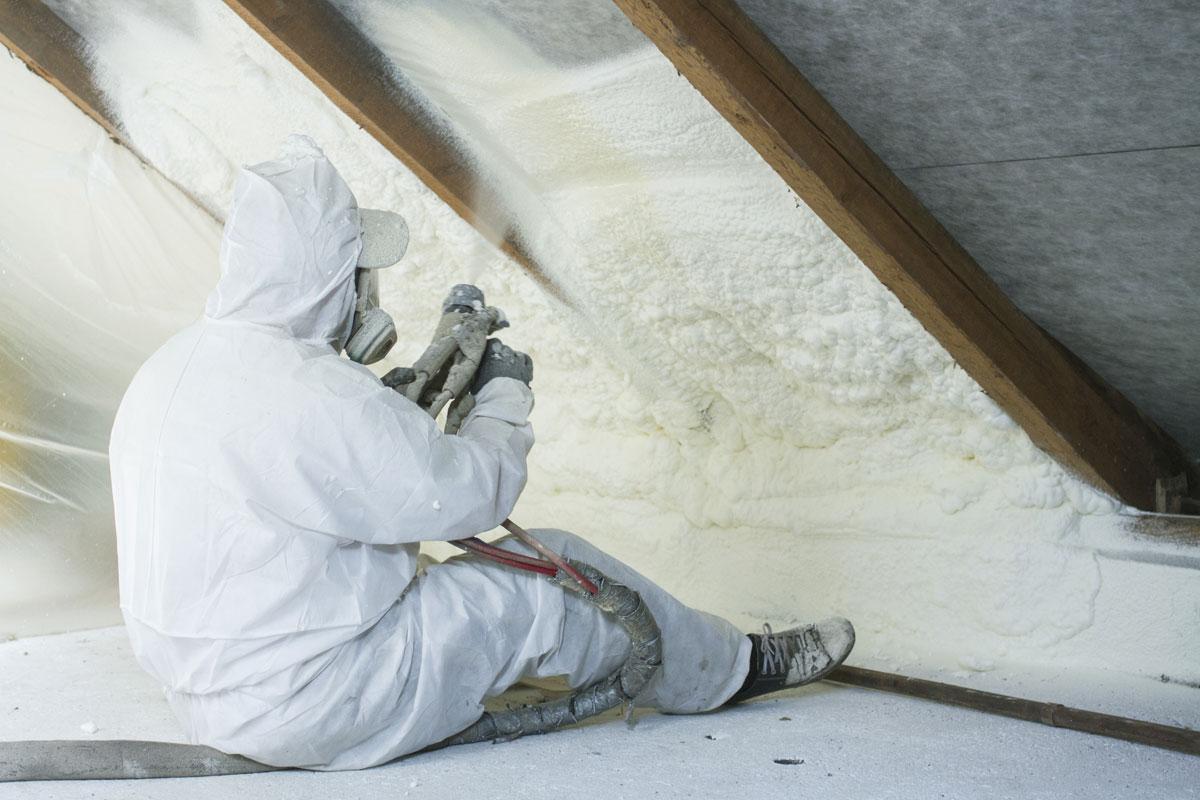 Spray Foam Insulation Company Sudbury