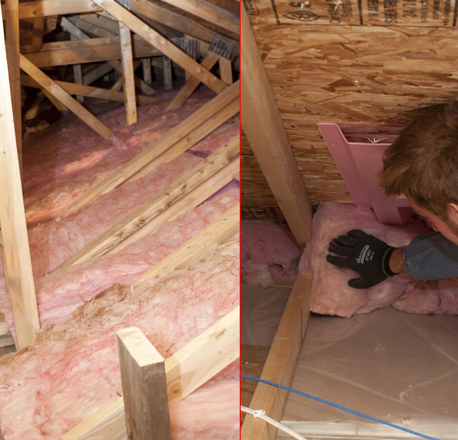 Attic Insulation Sudbury Ontario 1 Insulation Company Eco Insulation