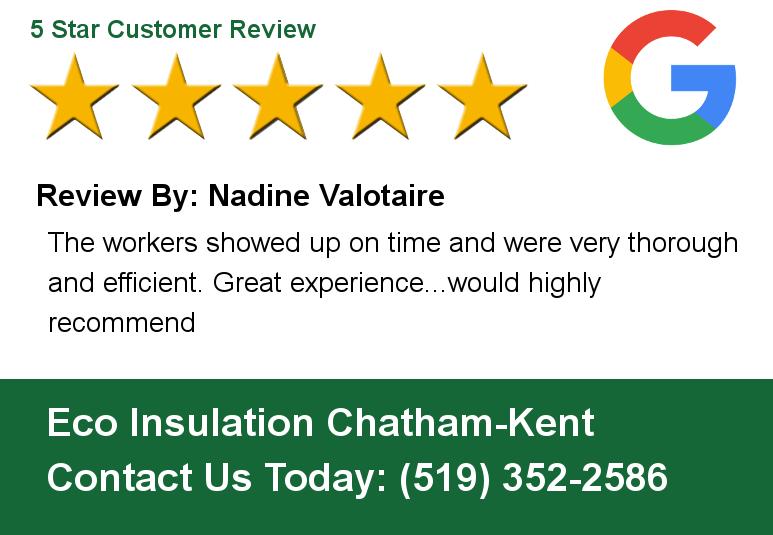 Attic Insulation Chatham-Kent