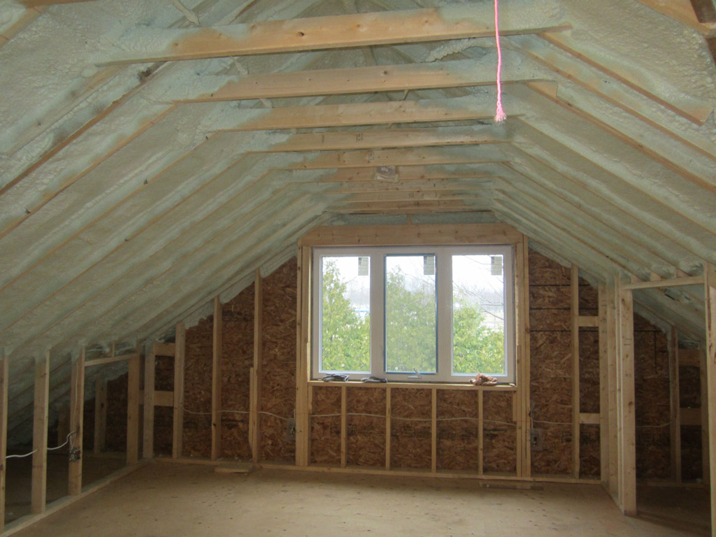 Spray Foam Insulation Windsor Ontario Eco Insulation