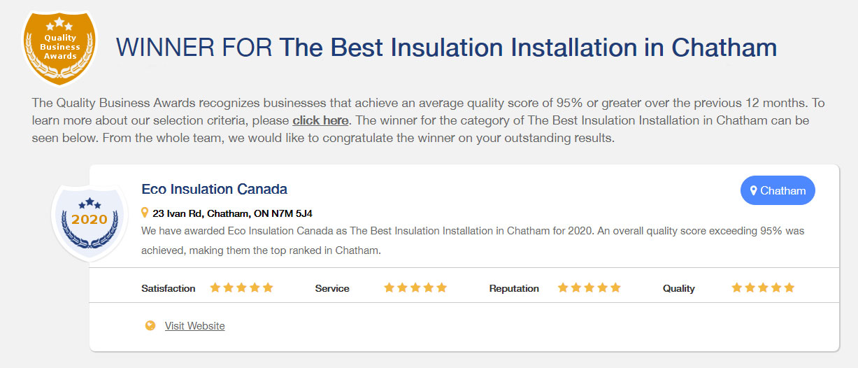 insulation-comapny-chatham-ontario